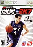 College Hoops NCAA 2K7 (Xbox 360)